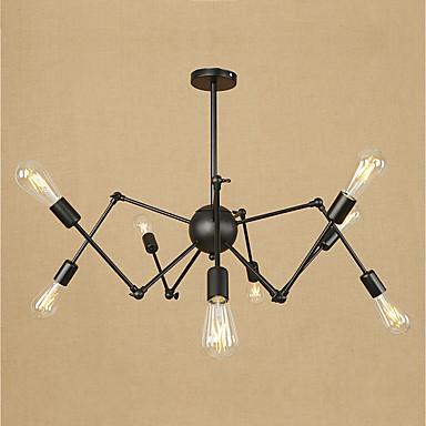 Żyrandole Światło rozproszone - Styl MIni, Retro / Vintage Tradycyjny / Classic, 110-120V 220-240V Nie zawiera żarówki