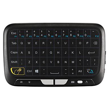 Luft Maus-Tastatur fliegen Eichhörnchen hi8 2.4ghz Wireless für Android TV-Box und PC mit Touchpad