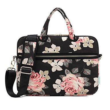 1c509f7691 13.3 14.1 15.6 ίντσα τσάντα τσάντα ώμου φορητό μοτίβο τριαντάφυλλο με τσάντα  χειρός ιμάντα για επιφάνεια   dell   hp   samsung   sony