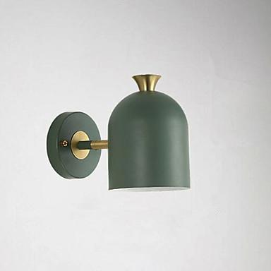 Modern / Contemporary Lampy ścienne Gabinet / Office / Domowy Metal Światło ścienne 110-120V / 220-240V 40W