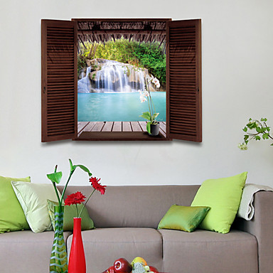 Paesaggi 3D Adesivi murali Adesivi 3D da parete Adesivi decorativi ...