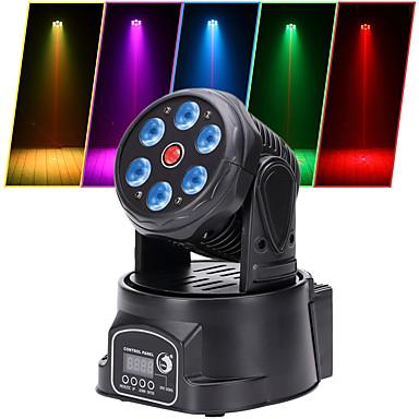 U'King Światło sceniczne laserowe Oświetlenie LED sceniczne DMX 512 Master-Slave Aktywowana Dźwiękiem Auto Pilot zdalnego sterowania 100