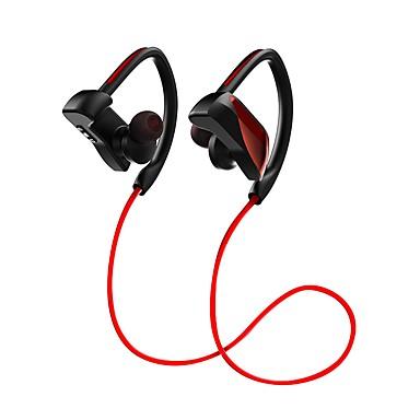 JR-U12 Haczyk Bezprzewodowy / a Słuchawki Dynamiczny Plastikowy Sport i fitness Słuchawka Stereo / z mikrofonem / Z kontrolą głośności