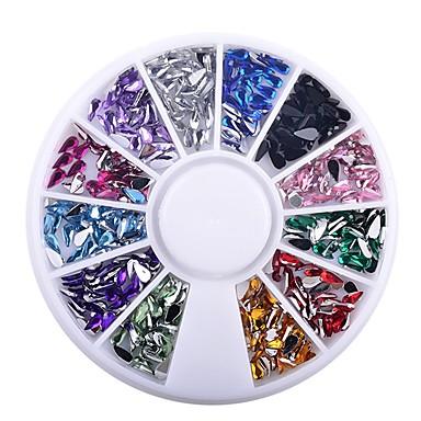 Nail Glitter Mode Høj kvalitet Daglig Smykker