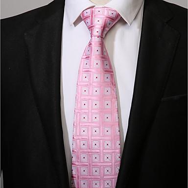 עניבת צווארון - גיאומטרי יום יומי בגדי ריקוד גברים