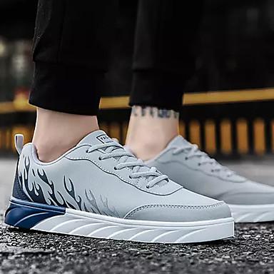 homme / femme: les chaussures en cuir officiel confort de matériaux synthétiques / faux confort officiel / sur mesure automne / hiver oxfords noir / noir / Argent : tendance b43b88