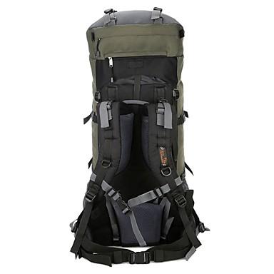 80 L תיקי גב / תיק מטיילים / תרמיל - Back Country, Mountaineering, נסיעות מחנאות וטיולים, צעידה, פעילות חוץ בד חסין מים