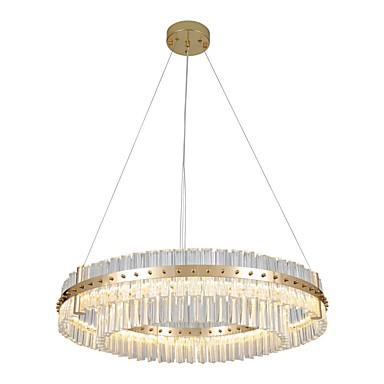 QIHengZhaoMing Függőlámpák Háttérfény - Kristály, 110-120 V / 220-240 V LED fényforrás / 10-15 ㎡ / Beépített LED
