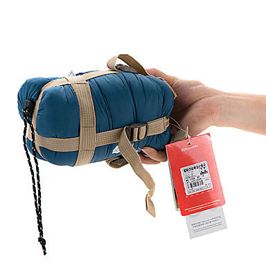 1ee6f112a82 Naturehike Mini-Ultralight Sleeping Bag Outdoor Single 10 °C Envelope    Rectangular Bag Cotton Portable Keep Warm Ultra Light (UL) 190 75 for  Hiking Camping ...