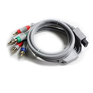 Ses ve Video Kablo Uyumluluk Wii U / Wii ,  Kablo Kablo Metal / ABS 1 pcs birim