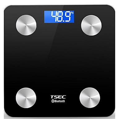 בלותוט' / LCD / סולם יוגה / כושר גופני בלוטות' 4.0 לבן / שחור / פוקסיה