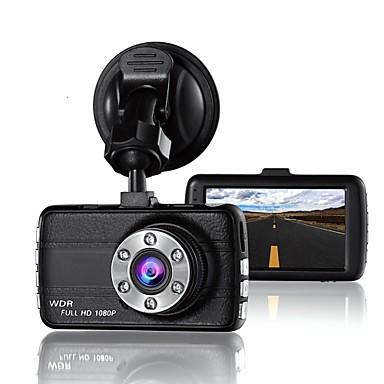 abordables DVR de Voiture-T660 petit oeil caméra de bord caméra dvr 170 degrés 3.0 voiture lcd pour les pilotes full hd 1080 p caméra enregistreur avec vision nocturne g-capteur