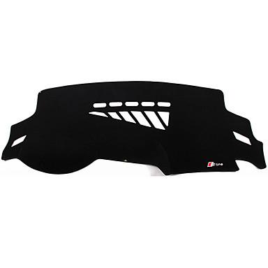 voordelige Auto-interieur accessoires-Autoproducten Dashboard Mat Auto-cabinematten Voor Audi 2016 2015 2014 2013 2012 2011 2010 2009 A4L