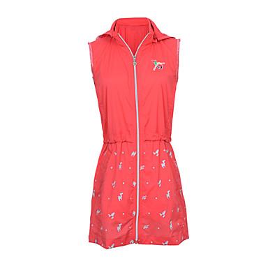 בגדי ריקוד נשים גולף שמלות עמיד לביש נשימה גולף פעילות חוץ