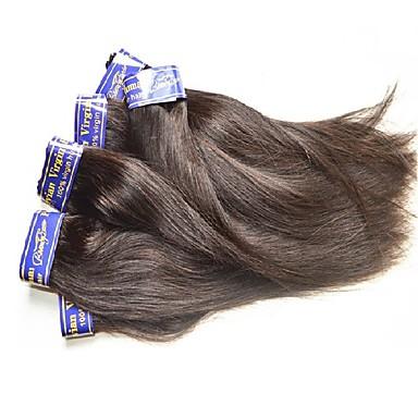 שיער בתולי ישר שיער פרואני 300 g 12 חודשים יומי