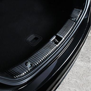 voordelige Auto-interieur accessoires-Autoproducten Stoeldeur Scuff Plates DHZ auto-interieurs Voor Mercedes-Benz Alle jaren E300L E200L E klasse