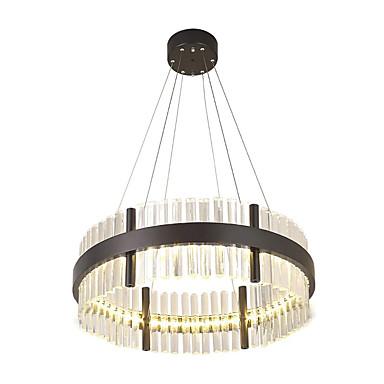 Luzes Pingente Luz Ambiente - Cristal, 110-120V / 220-240V Lâmpada Incluída / 15-20㎡ / Led Integrado