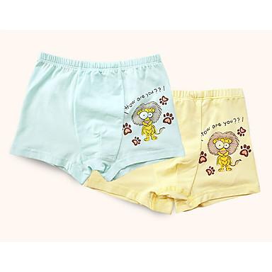 תחתונים וגרביים כותנה אנימציה פשוט בנים 2