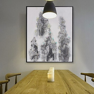 רומנטיקה איור וול ארט,סגסוגת אלומיניום חוֹמֶר עם מסגרת For קישוט הבית אמנות מסגרת פנימי