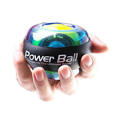 כדור כושר מכשיר לתרגול כף היד פאוורבול אימוני ידיים כושר גופני חדר כושר LED 3