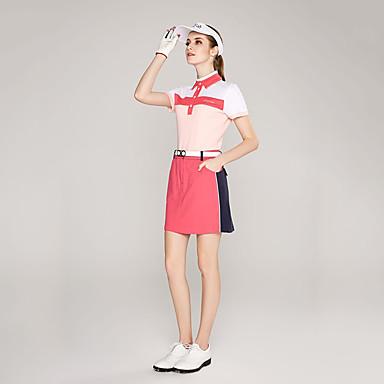 בגדי ריקוד נשים גולף ושמלות עמיד / ייבוש מהיר / נשימה גולף / פעילות חוץ ספורט וחוץ