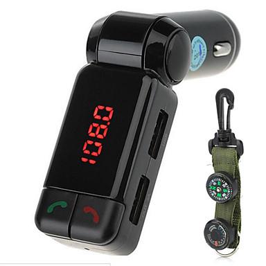 V2.0 Odtwarzacz MP3 Samochodowy zestaw głośnomówiący Samochód