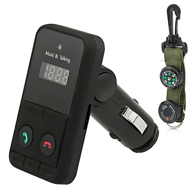 V3.0 MP3 lejátszó autós kihangosító Autó
