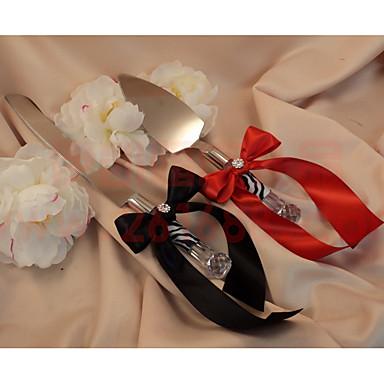 פוליקרבונט / מתכת חתונה / יומהולדת פאנל אחד שרשרת לכתף / סטים להגשה