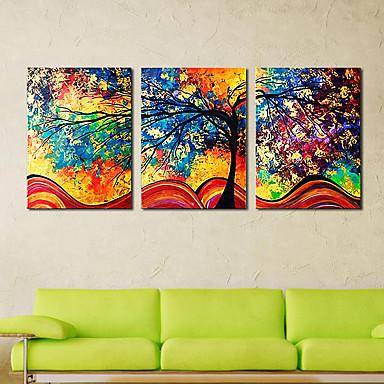 stampe di tela arrotolata modern tre pannelli tela