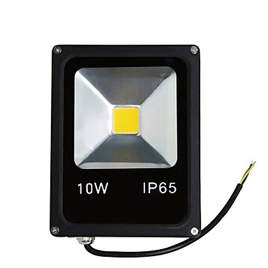 1pc 11W תאורה שוטפת לד עמיד במים דקורטיבי תאורת חוץ לבן חם לבן קר AC85V-265V