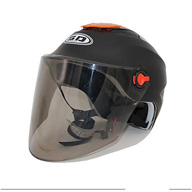 410ebb1565ef9 219 Jet Adultos Unisex Casco de la motocicleta A prueba de Viento    Transpirable