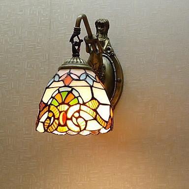 קאנטרי מנורות קיר משרד מתכת אור קיר 220-240V 40 W / E27
