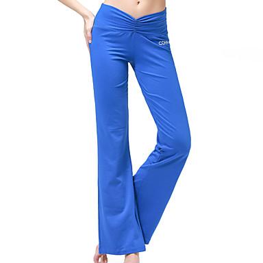 calças de yoga Calças Respirável Redutor de Suor Natural Com Stretch Moda Esportiva Mulheres CONNY Ioga Exercício e Atividade Física