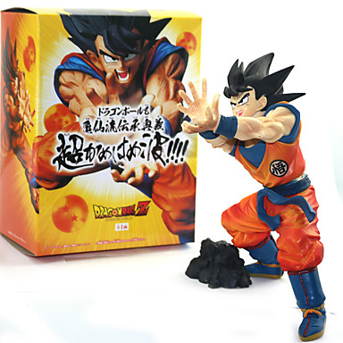 נתוני פעילות אנימה קיבל השראה מ Dragon Ball PVC 19 cm CM צעצועי דגם בובת צעצוע
