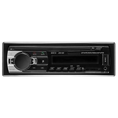 freihändige Stereomultifunktionsautoradio Autoradio Bluetooth-Audio in Aux-Eingang Empfänger USB-Festplatte SD-Karte dash fm
