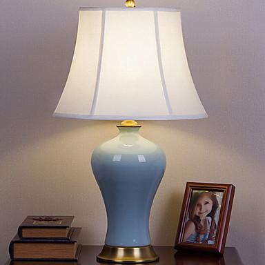 Tradycyjny / Klasyczny Dekoracyjna Lampa stołowa Na Ceramika 220-240V