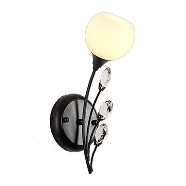 LightMyself™ Kryształ Nowoczesny / współczesny / Kraj Lampy ścienne Salon / Sypialnia / Kuchnia Metal Światło ścienne 110-120V / 220-240V 3 W / G9