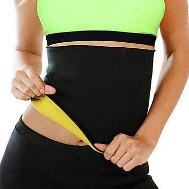 Lendengürtel für Fitness Laufen Herrn Damen Schlank Schützend Atmungsaktiv Dehnbar Videokompression Einfaches An- und Ausziehen Sport