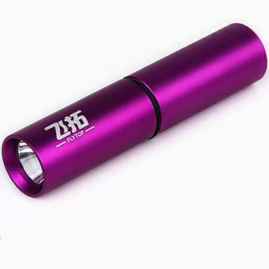 LED LED 1 Emitery 1 tryb oświetlenia Zaprojektowany specjalne Do użytku codziennego Fioletowy / Czerwony / Różowy