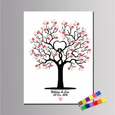 levne Svatební hostina-Rámečky a mísy Ostatní Květinový motiv / Klasický motiv / Vintage Theme S Grafika