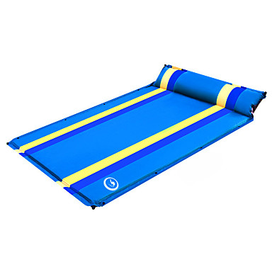 Shamocamel® Sleeping Pad Outdoor Moistureproof, Inflated, Thick 190*132*3.5cm for Camping / Hiking