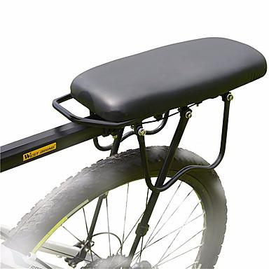 Fahrrad-Gepäckträger Freizeit-Radfahren / Radsport / Fahhrad / Rennrad Aluminiumlegierung Schwarz