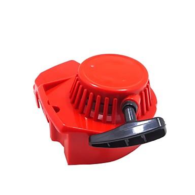 שונה אדום 2 שבץ מרובע מיני מנוע כיס האופניים למשוך סטרטר להתחיל 33 49cc