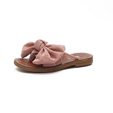 Sites À Vendre Vente Au Rabais Mujer Zapatos PU Verano Confort Zapatillas y flip-flops Tacón Plano Blanco / Negro / Verde Boutique D'expédition Acheter Pas Cher Extrêmement Nouvelle Arrivee 0TkDyIH