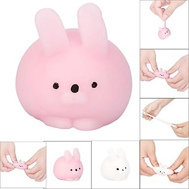 LT.Squishies צעצוע מעיכה חתול / חיה חיה Office צעצועים במשרד / הפגת מתחים וחרדה / צעצועים לחץ לחץ דם 1pcs מבוגרים מתנות