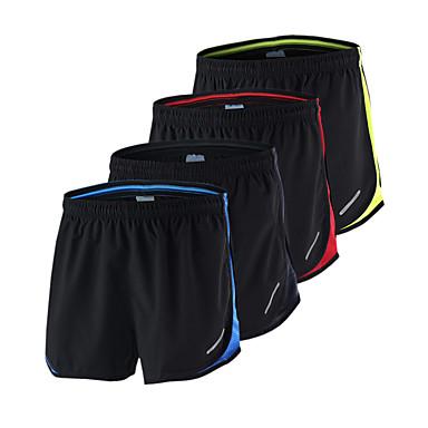 Arsuxeo Herre Shorts til jogging Fort Tørring, Pustende, Myk Shorts / Bunner Yoga & Danse Sko / Pilates / Camping & Fjellvandring 95%