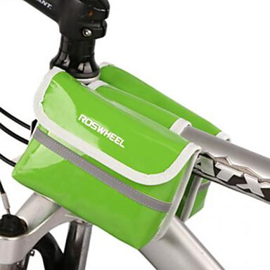 ROSWHEEL Pyörälaukku 4LLPyörän Vedenkestävä Sateen kestävä Käytettävä Iskunkestävä Pyörälaukku Nylon Vedenpitävä materiaali Teryleeni