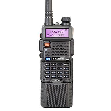 رخيصةأون ووكي توكي-BAOFENG UV-5R حاملة اليد 128 3800 mAh 5 W اسلكية تخاطب راديو إرسال واستقبال
