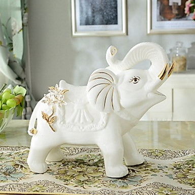 2pcs keramik modern zeitgen ssisch f r haus dekoration dekorative objekte geschenke 6570980. Black Bedroom Furniture Sets. Home Design Ideas
