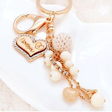 חתונה / חברים / יומהולדת מצדדים במחזיק מפתחות אקרילי / מתכת מזכרות מחזיקי מפתחות - 1 pcs כל העונות